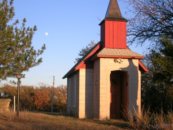 Weekirk Tiny Chapel